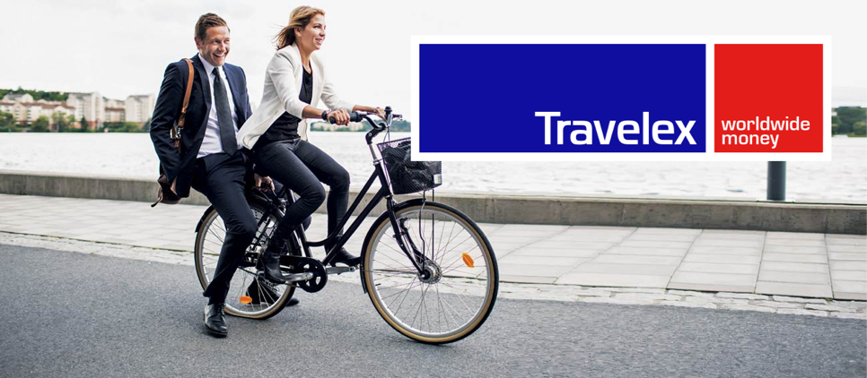 Travelex's innovative new currency exchange referral